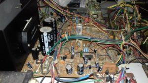 Réparation Ampli HiFi