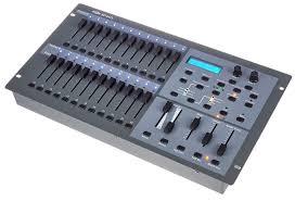 console dmx